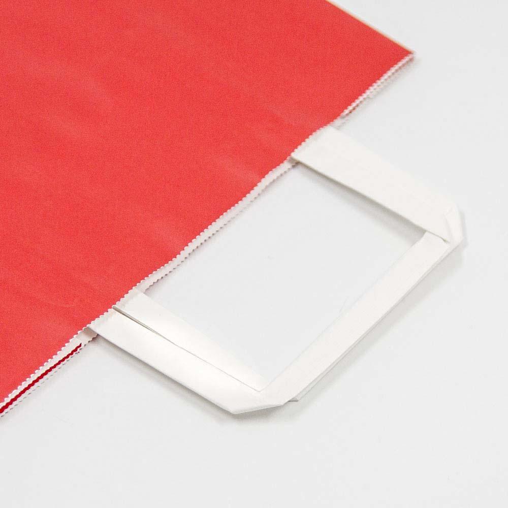 Flat Paper Handles for Kraft Paper Bags - HDPK