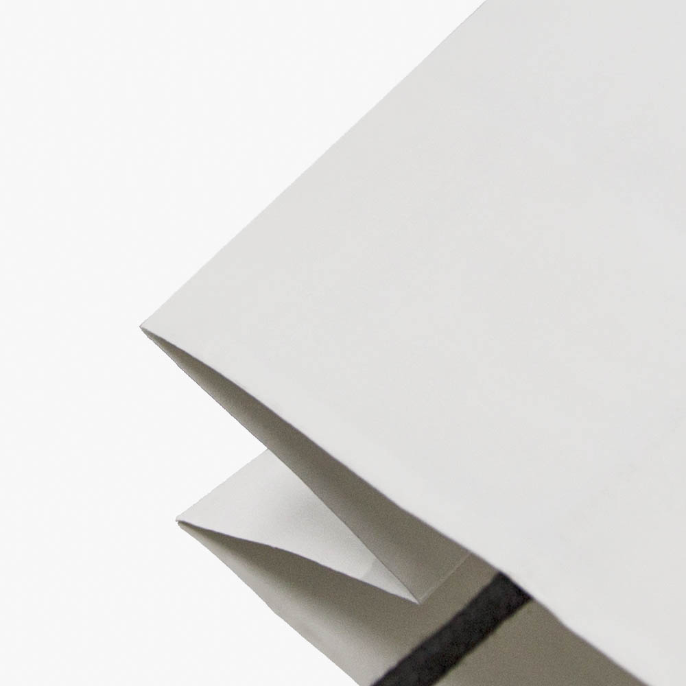 white kraft paper for white paper bags - hdpk