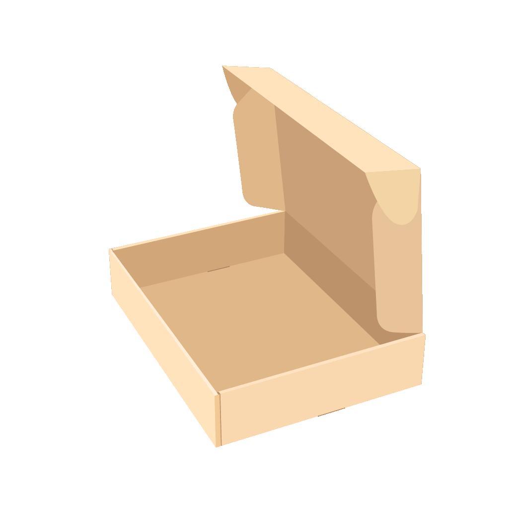 Boîtes en carton ondulé personnalisées - HDPK