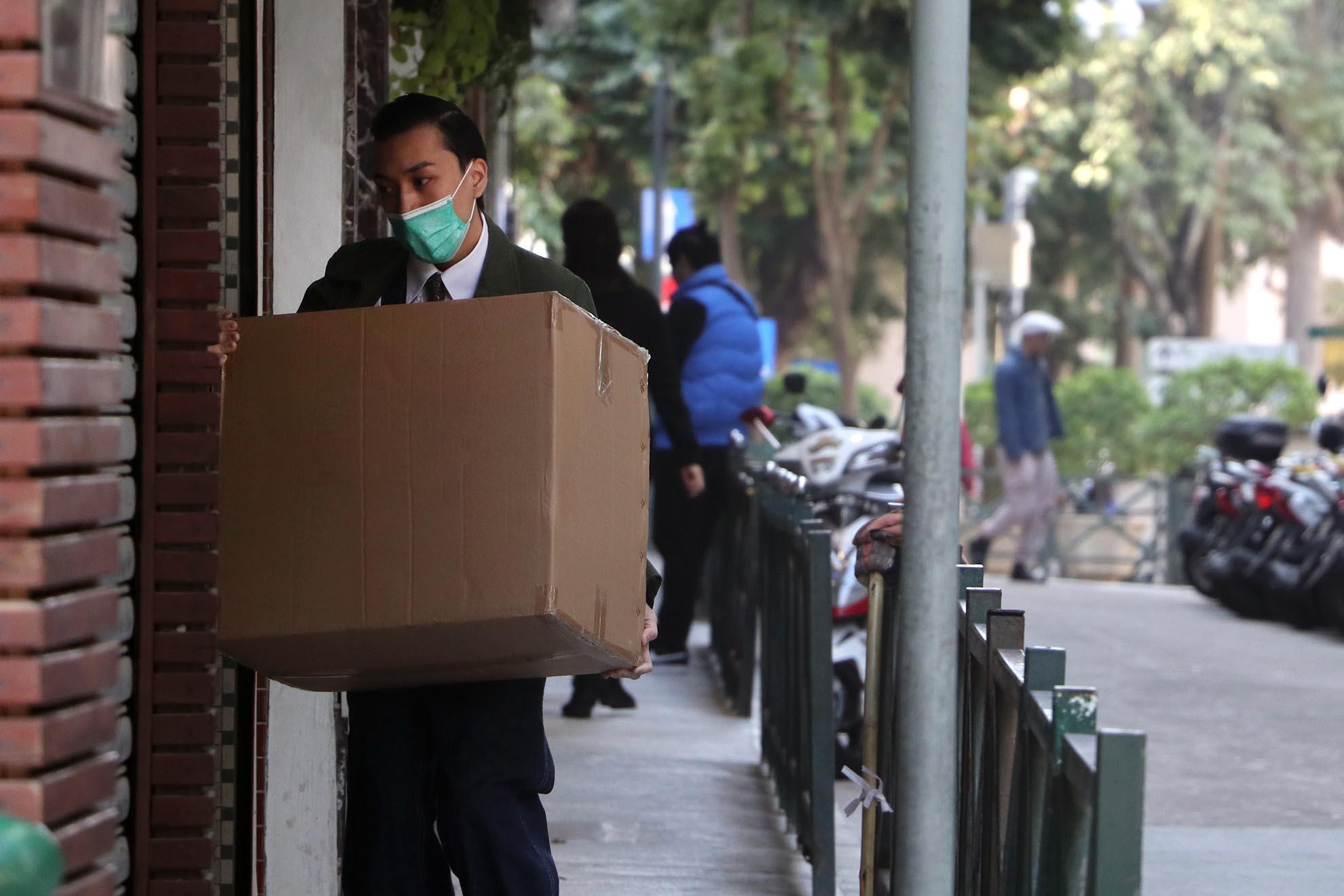 Logistiklösung für Papierverpackungen - HDPK