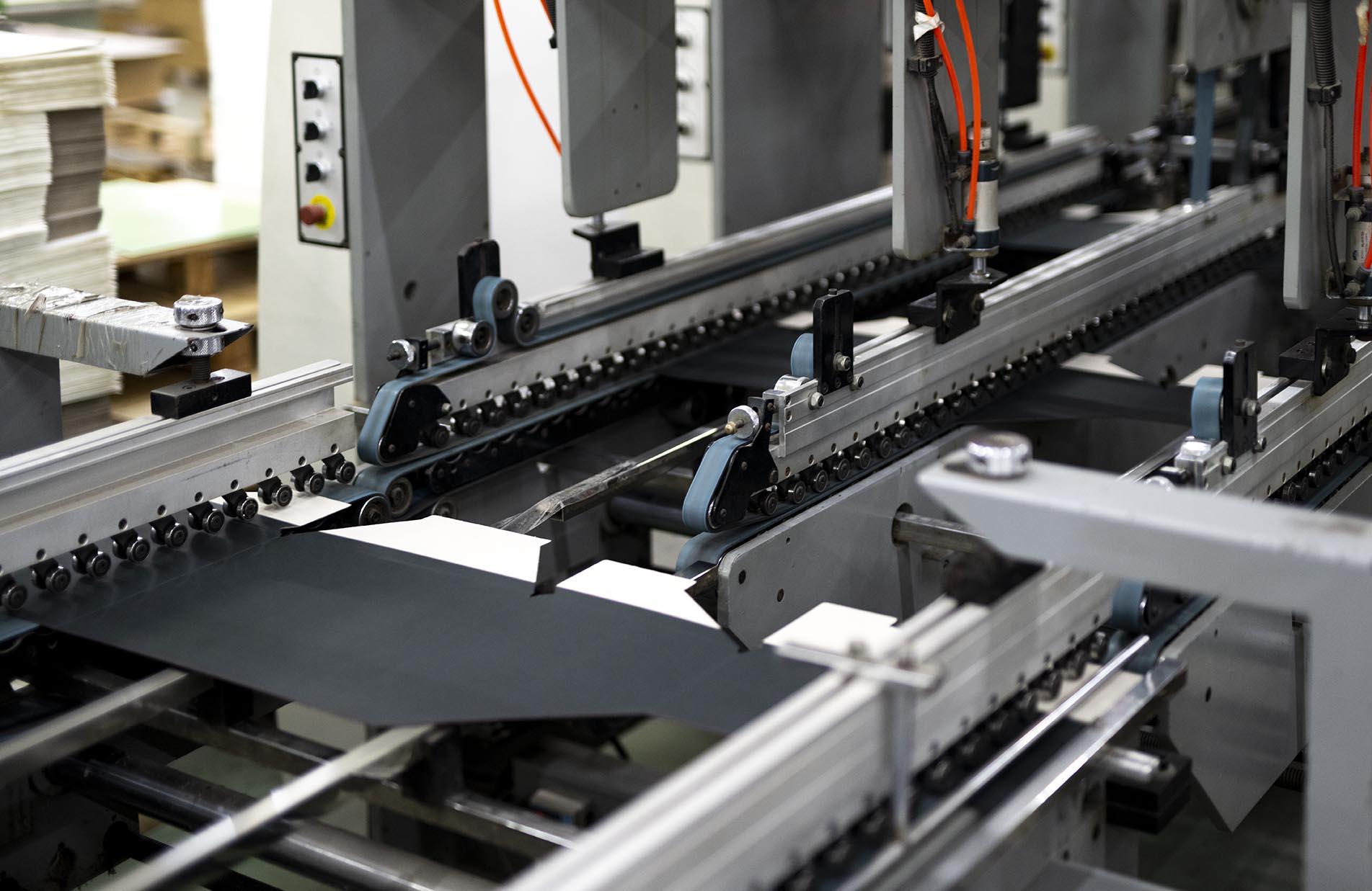 fabrication de boîtes en papier sur mesure - HDPK