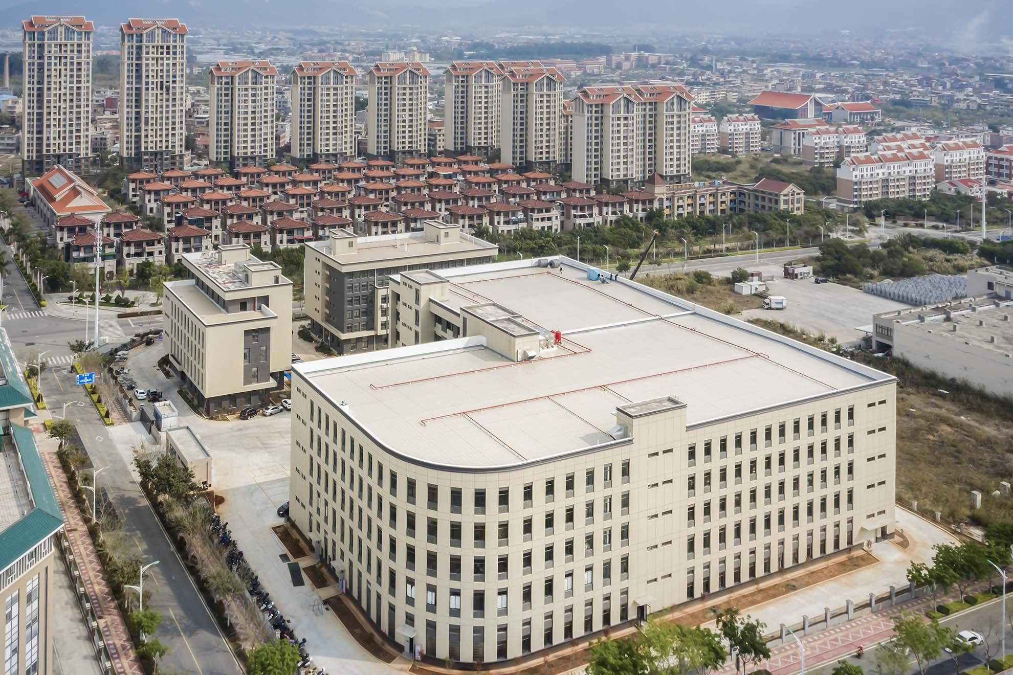 制造设施 - HDPK